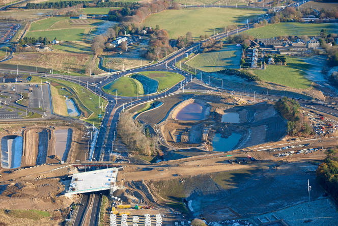 howley contracts rossmore civils uk ireland awpr roundabout