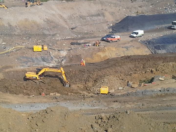 3 Eye Landfill Earthworks