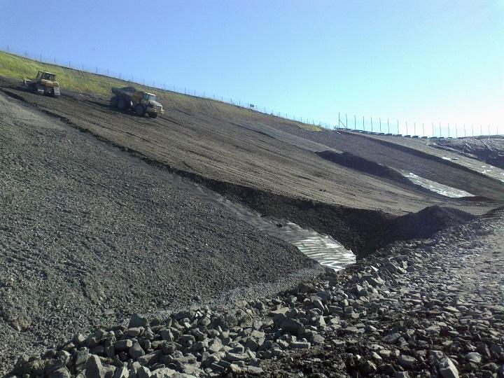 3 Trecatti Landfill Earthworks