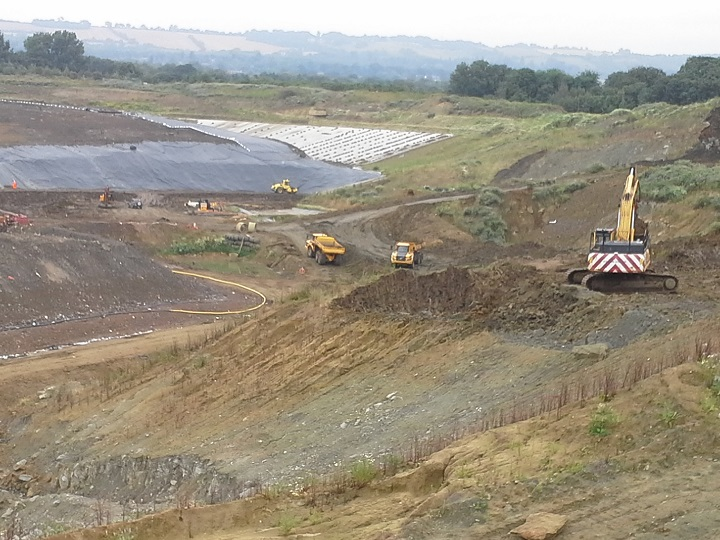 4 Redhill Landfill Earthworks